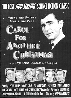 Carol For Another Christmas poster.