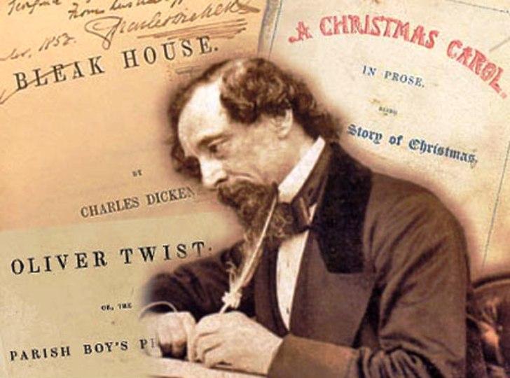 Essay/Term paper: Charles dicken's novels: literary criticism