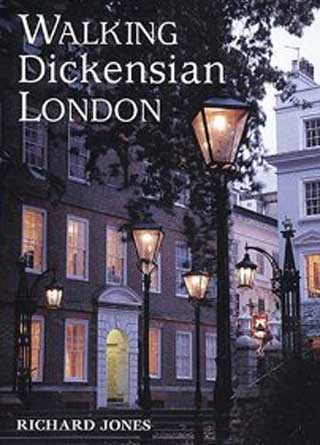 Front Cover of Walking Dickensian London